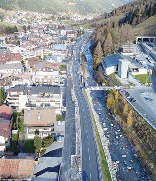 Neue Umfahrungstraße B197