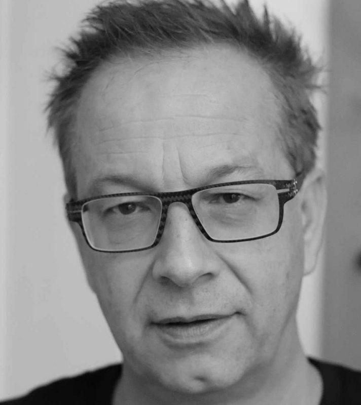 Portrait Wolfgang Jörg