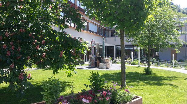 Garten Wohn- und Pflegeheim Oberes Stanzertal