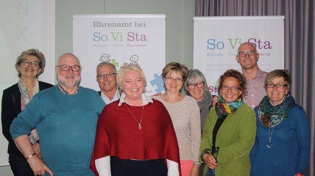 Team Soziale Vision Stanzertal