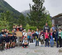 Schüleraustausch der Partnergemeinde Nozawa Onsen (Japan) in St. Anton