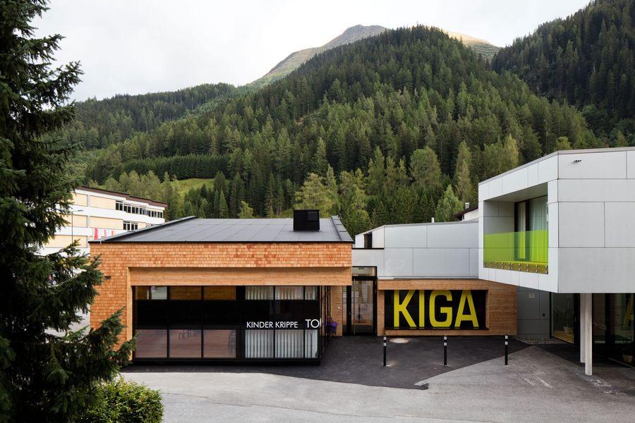 Kindergarten/Kinderkrippe St. Anton am Arlberg