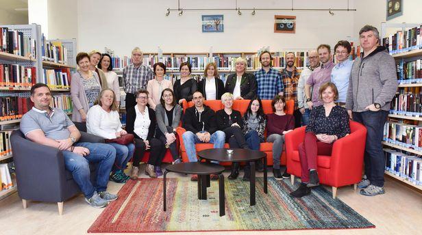 Team Neue Mittelschule St. Anton