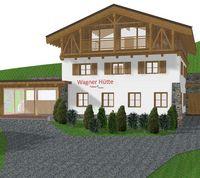 Plan Wagner Hütte Ostseite