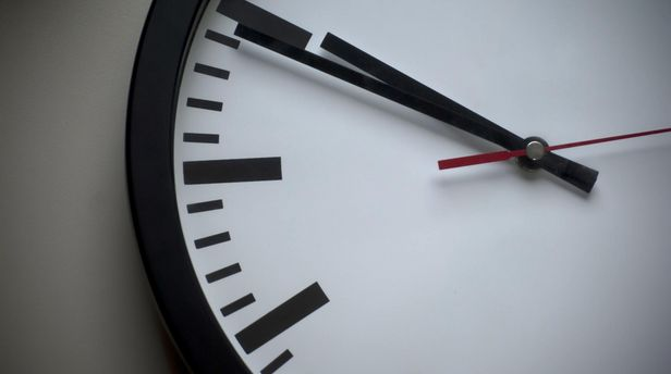 Symbolfoto Uhr
