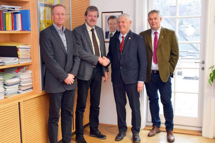 Angelobung Jakob Klimmer zum Vizebürgermeister der Gemeinde St. Anton am Arlberg