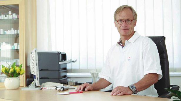 Portrait Dr. Sprenger