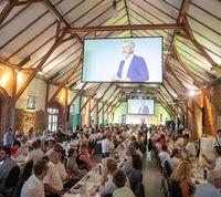 Feier zum Kommunal Impuls Award in der Seifenfabrik in Graz